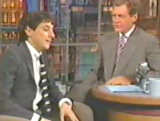 Harmony Korine on Letterman