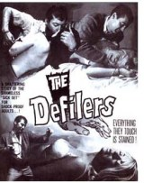 Poster artwork – The Defilers (1965)